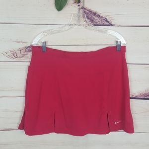 Nike | Pink Tennis Skort L